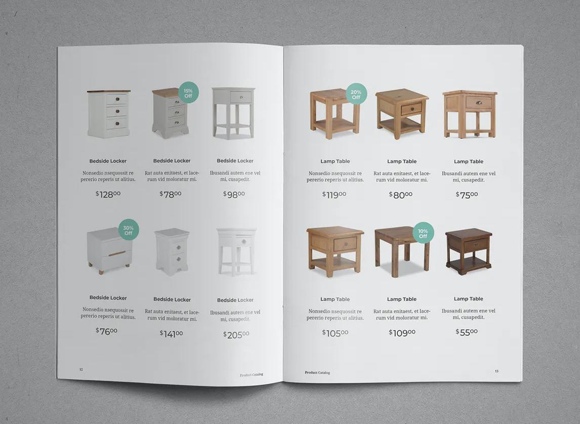 Ücretsiz Online Ürün Katalog Programı